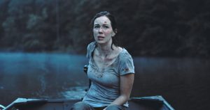 Bethany Anne Lind as Leigh Tiller in Blood on Her Name