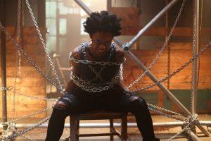 Oluniké Adeliyi in movie She Never Died