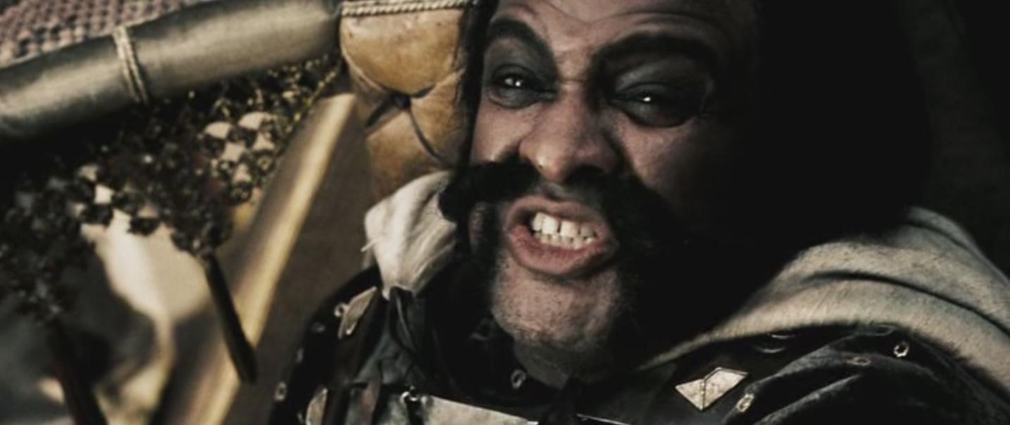 Tyrone Benskin in 2006's movie 300