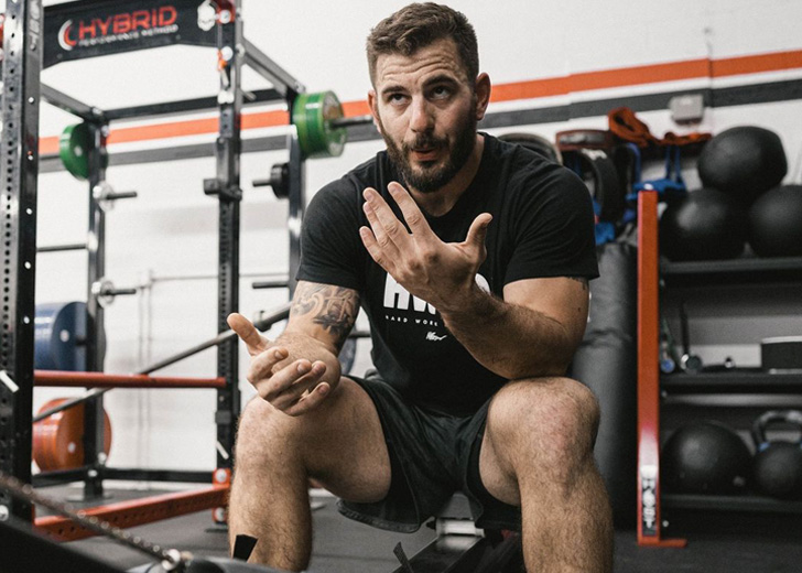 Know CrossFit Athlete Mathew Fraser's Wiki, Age, Measurements, Net Worth & Personal Life