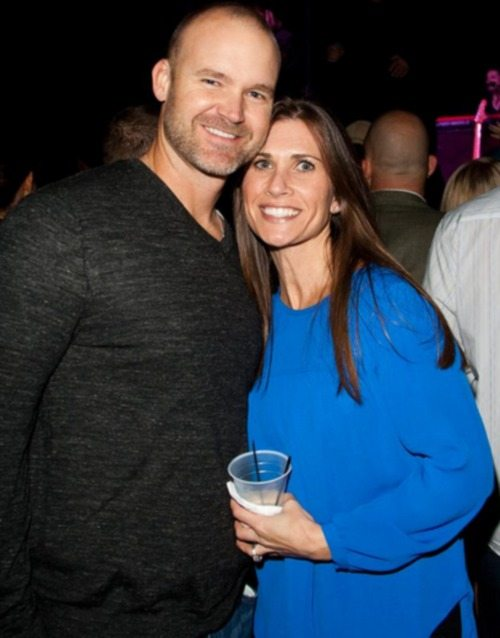 David Ross and his ex-wife Hyla Ross.