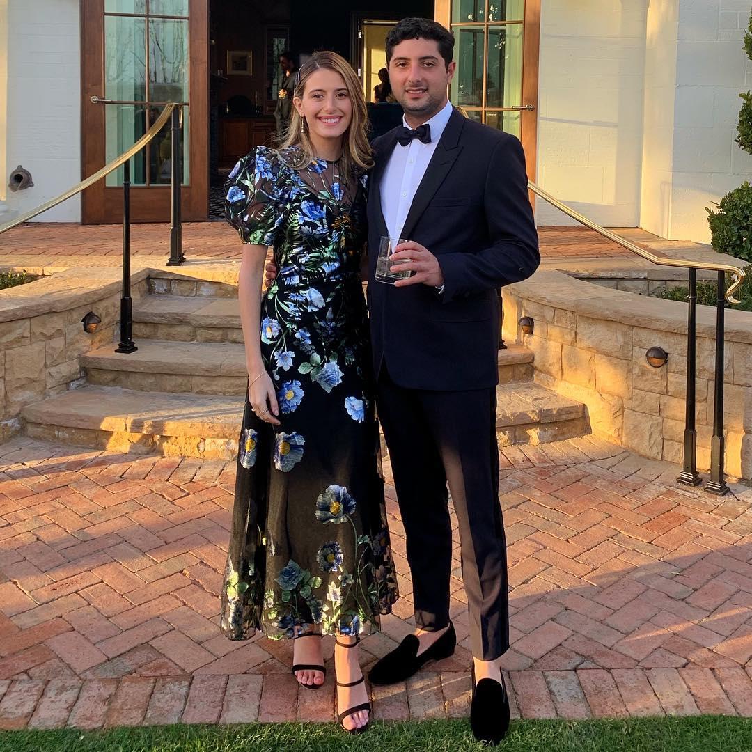 Lexi Manzo with her boyfriend Tyler Mateen