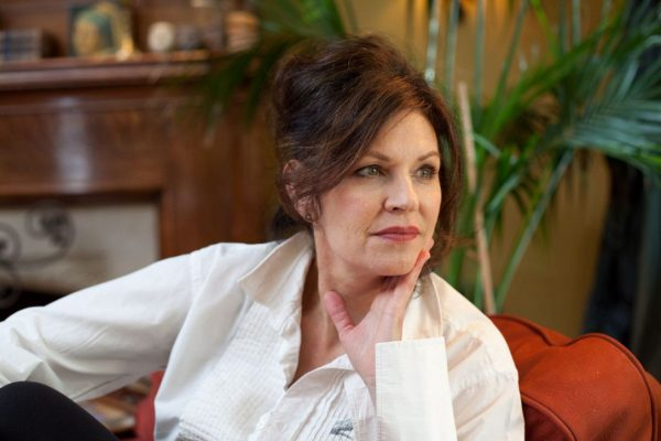 Wendy Crewson in her free time