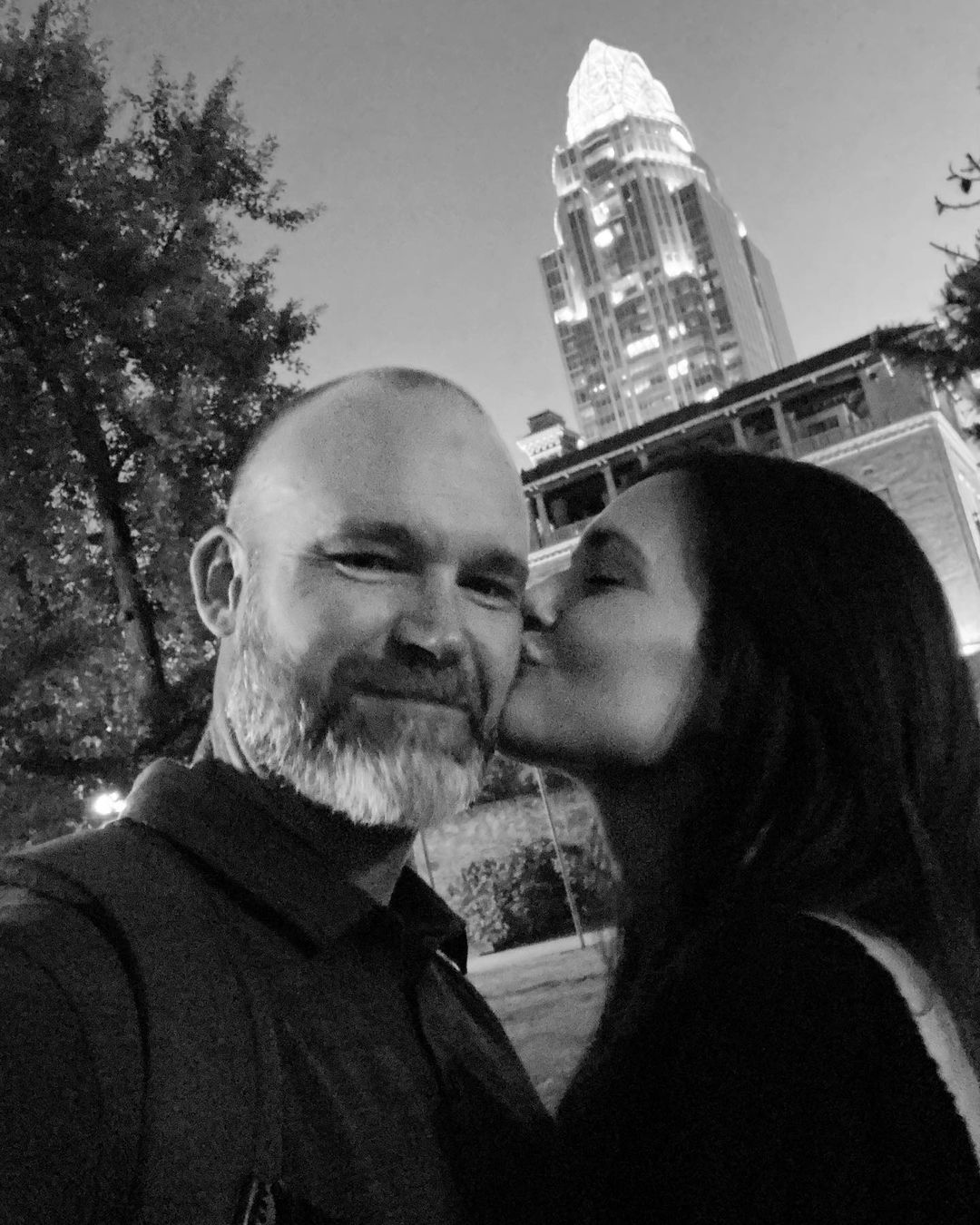 David Ross and Torrey Devitto are officially dating.