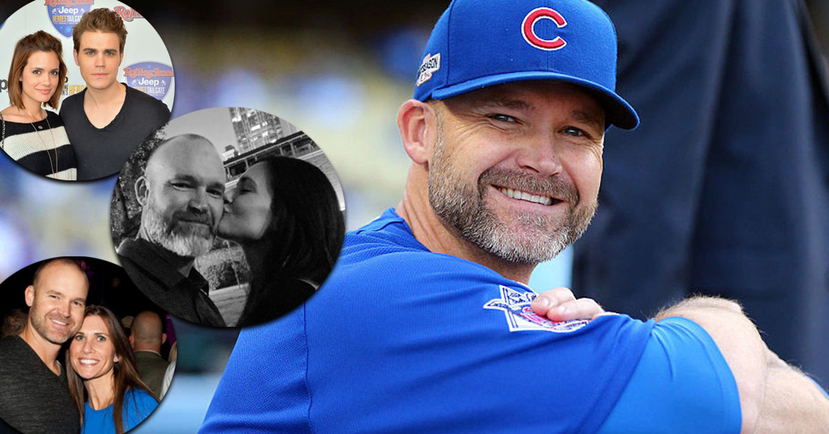 David Ross' Girlfriend Torrey Devitto Was Previously Married, Same as the Cubs' Manager