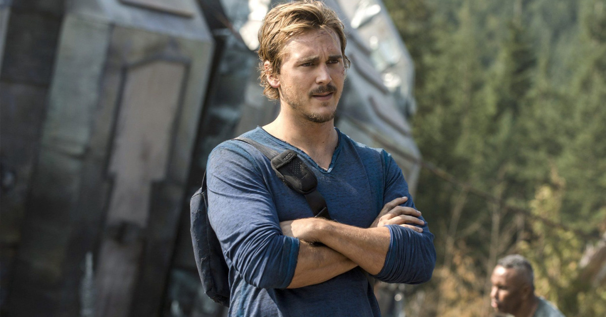 'The 100' Star Steve Talley's Net Worth Revealed — Know His Age and Career