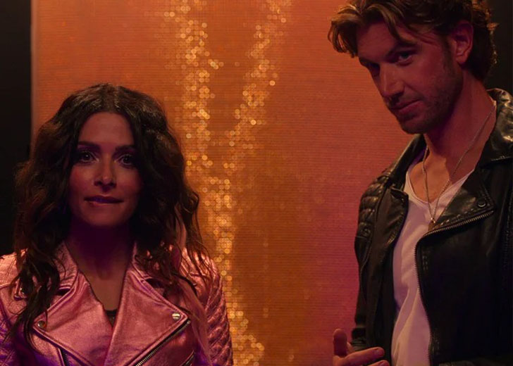 'Sex/Life' - Castmates Adam Demos and Sarah Shahi Are Dating in Real Life
