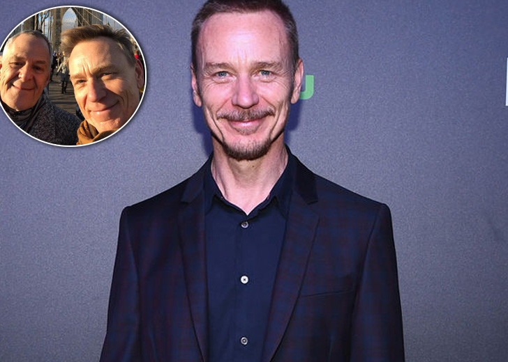 Who Is 'Jupiter's Legacy' Star Ben Daniels' Gay Partner? Inside His Personal Life