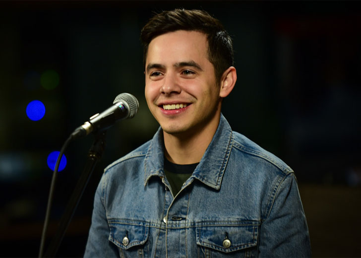 Who Is David Archuleta Dating? The Singer Came Out as Gay