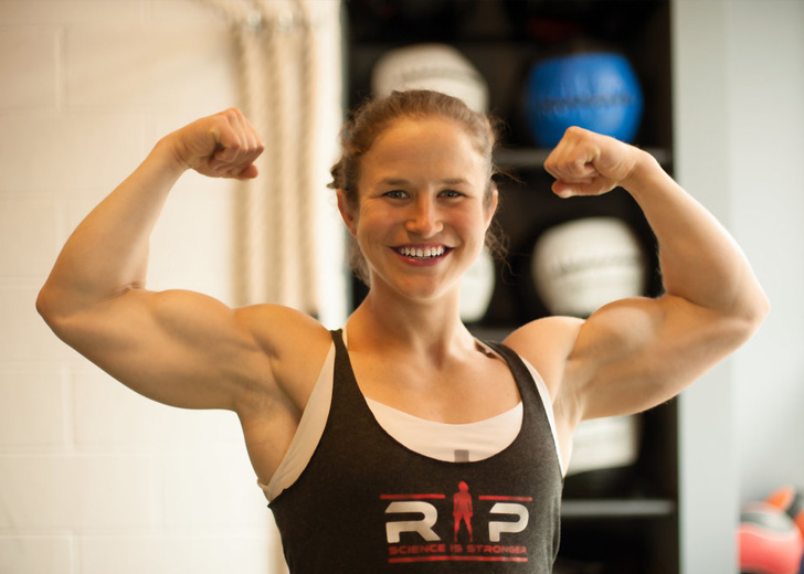 CrossFit Athlete Kari Pearce's Wiki, Age, Family, Measurements, and Dating Details