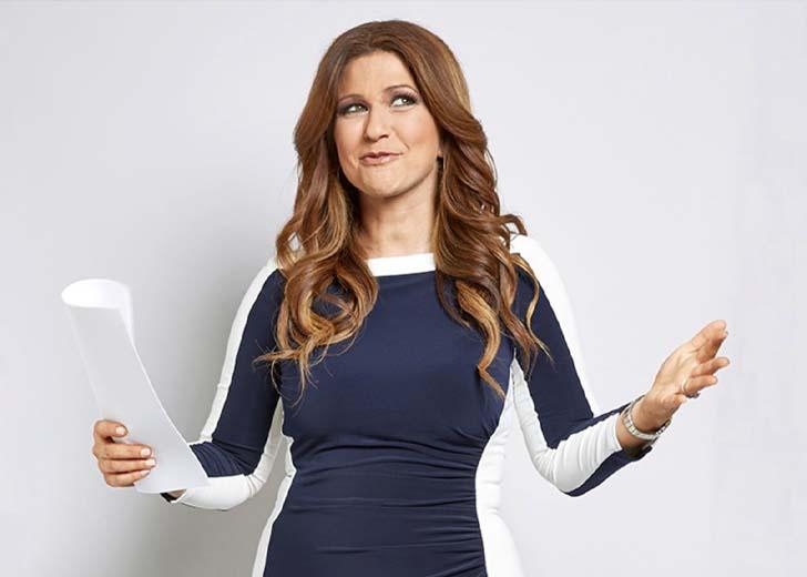 'The Jump' Host Rachel Nichols Salary and Net Worth: Inside Her Career