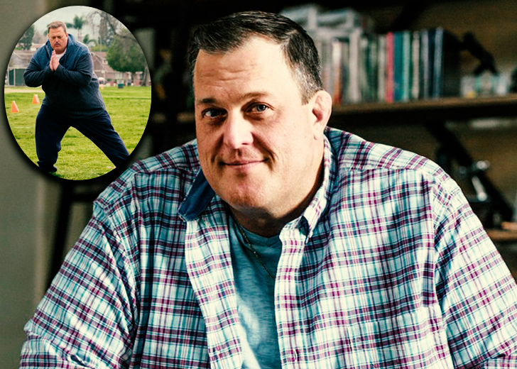 Here's What You Need to Know About Billy Gardell's Weight Loss Journey