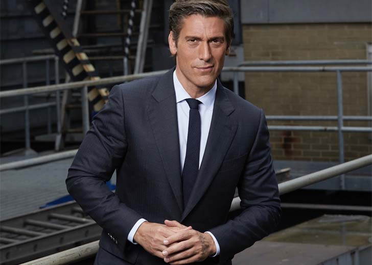 Is David Muir's Gay Rumor True? Know If He's Married to a Partner, His Salary, and Net Worth