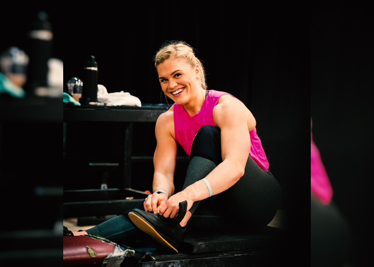 Everything You Need Know Know About Katrin Davidsdottir: Her Age, Family, Height, Husband, and Net Worth