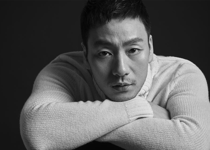 Park Hae-soo and His Wife Welcome a Baby Boy — Inside 'Squid Game' Star's Married Life