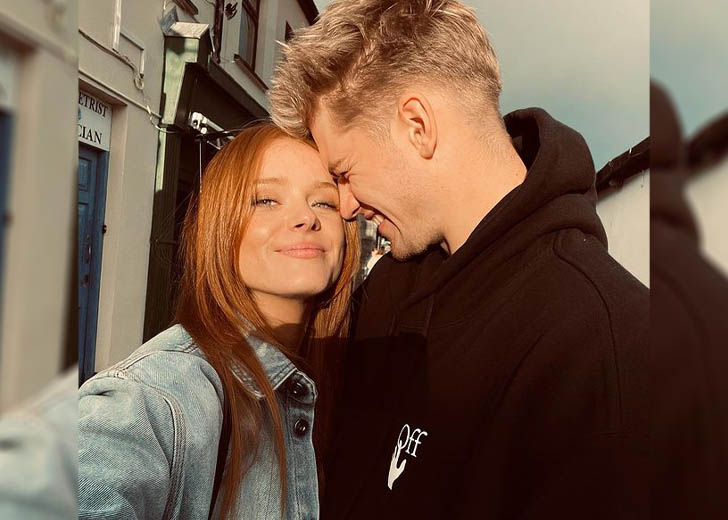 It's Official! Abigail Cowen and Her Boyfriend Danny Griffin Are Dating