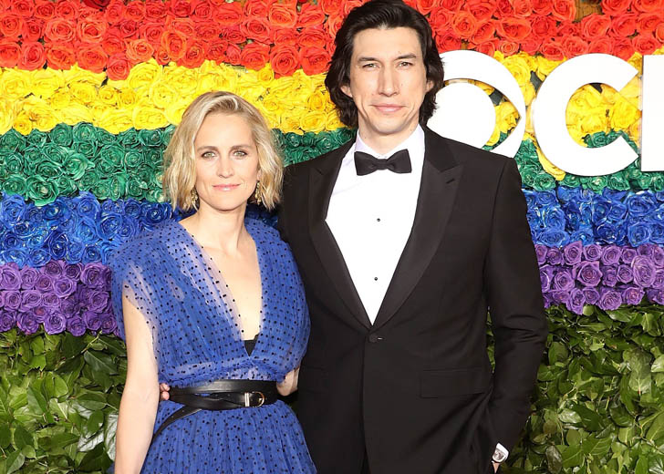 A Look into Joanne Tucker and Husband Adam Driver's Married Life