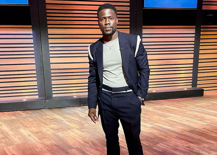 Five Outrageous Facts about American Comedian Kevin Hart