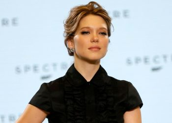 Léa Seydoux Talks about Her Son and the Difficulty of Parenthood